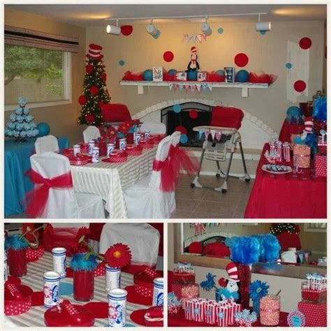 Thing 1 Thing 2 Baby Shower by Thing 1 And Thing 2 Baby Shower Ideas Babywiseguides