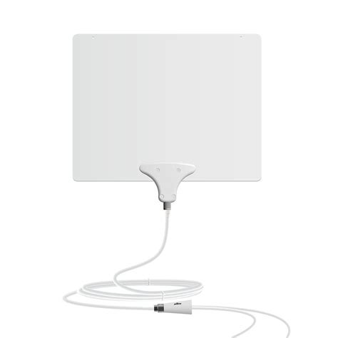 mohu leaf 50 lified indoor hdtv antenna ebay