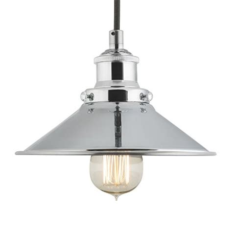 Fabric Light Fixtures Pendant L One Light Fixture With Metal Shade Fabric Wrapped Cord Exposed Ebay