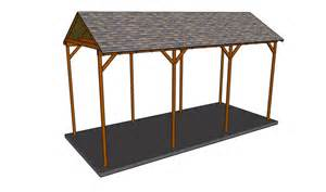 How To Build A Metal Carport Frame How To Build A Wooden Carport
