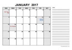 Free Pdf Calendar Template by 2017 Free Calendar Pdf Free Printable Templates