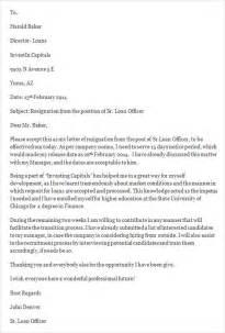 Application Letter For Medical Officer Sample Job Resignation Letter Template 14 Free Documents