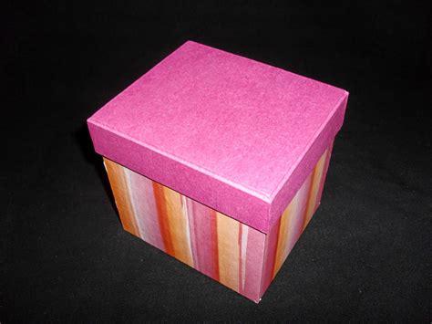 cara buat kotak dari karton curat coret gumbar gambar cara membuat kotak kado dari karton