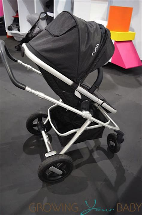 Stroller Nuna Mixx Copper nuna ivvi luxx stroller side profile growing your baby