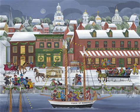 annapolis christmas lights carol dyer annapolis cards and notecards