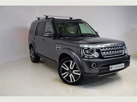 land rover discovery  suv  sd  hse luxury dr