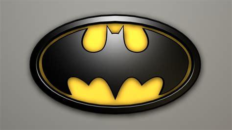 wallpaper logo batman 3d batman logo 3d by zaiggen on deviantart