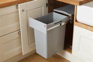 Kitchen Cabinet Waste Bins kitchen waste bins solid wood kitchen cabinets