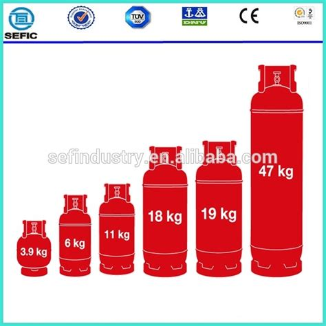 gas tank sizes different sizes selling lpg used tank gas cylinder
