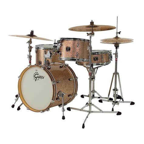 clever no drum and bass in the jazz room gretsch drums club jazz copper sparkle sweetwater