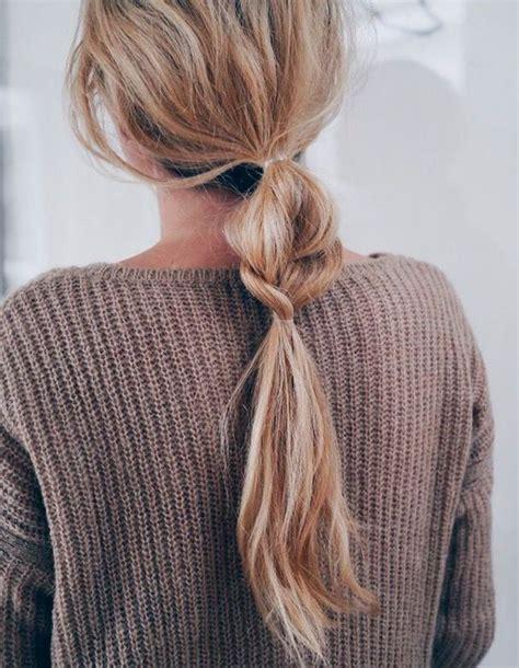 coiffure simple et chic coiffure simple 20 jolies
