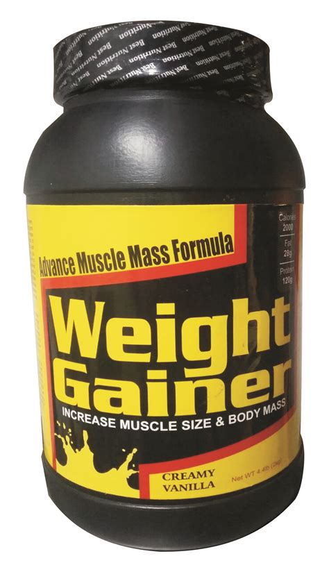 Suplemen Weight Gainer Weight Gainer Advance Nutrition Food Supplement For Sale