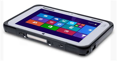Panasonic Rugged Tablet by Panasonic Introduces Fully Rugged 7 Inch Tablet With