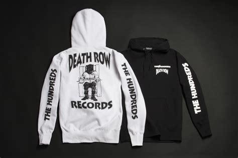 Row Records Hoodie The Hundreds X Row Records November 14th The Hundreds