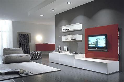 imagenes de livings minimalistas mueble living modular lcd moderno tv comedor progetto