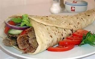 recette kebab durum ou galette recettes kebab