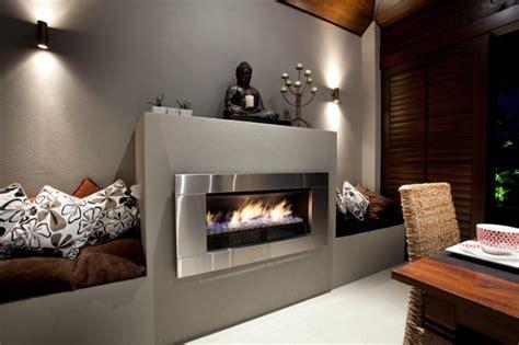 Escea Fireplaces by Escea Ef5000 Outdoor Gas Outdoor Heating