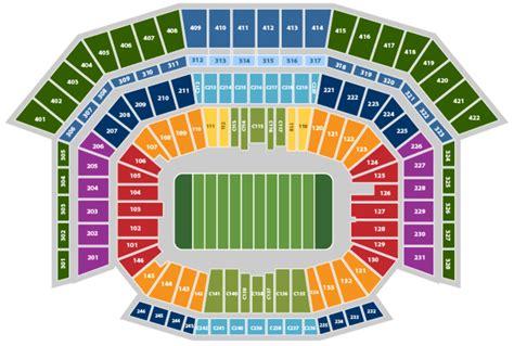 c nou stadium seat map levi s stadium travel packages new 49ers stadium santa