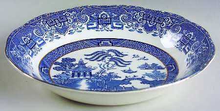 willow pattern with gold trim wedgwood willow blue scallop gold trim at replacements