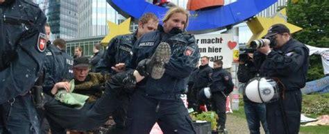 sede bce bce nuova sede a francoforte scontri all inaugurazione