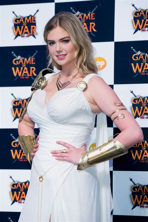kate upton s game of war fire age commercial ups the kate upton at game of war fire age promotion in busan