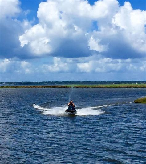 pontoon boat rental corolla nc 27 best images about obx watersports activities on
