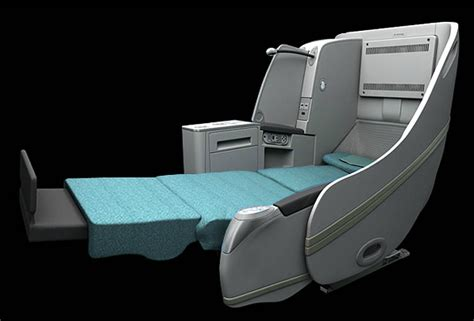 Airline Sleeper Seats by