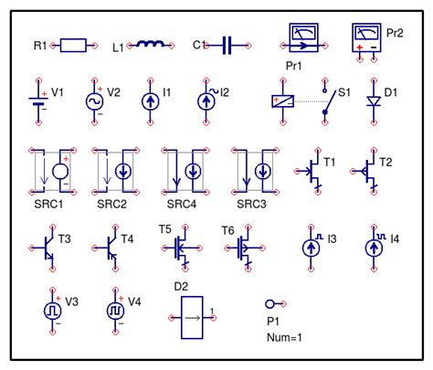 coupled inductor qucs chapter 7 qucs and spice 28 images chapter 7 qucs and spice simulation models that work with