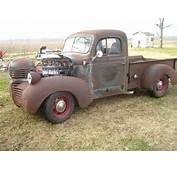 Find Used 1947 Dodge Rat Rod Truck  Project Better Than A
