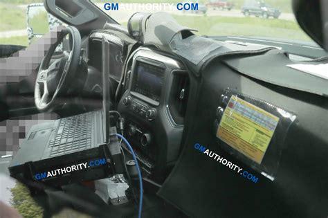 2020 Gmc Hd Interior by 2020 Silverado 3500hd Dually Crew Cab Gm Authority