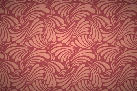 pattern and texture art free art nouveau leaf curls wallpaper patterns