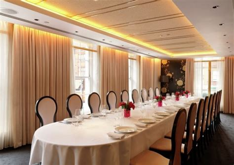 private dining rooms the best private dining rooms in london guide private