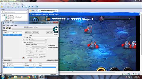 bluestacks hack cheat engine view topic bluestacks