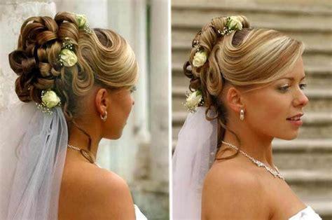 Brautfrisuren Halb Hochgesteckt Mit Schleier by Brautfrisuren Offen Halboffen Hochgesteckt Ideen Und