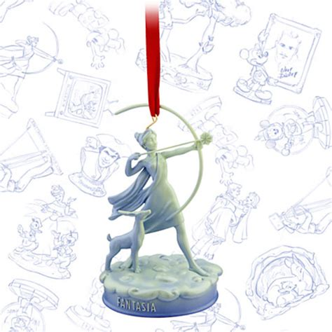 sketchbook ornaments disney disney store fantasia limited sketchbook