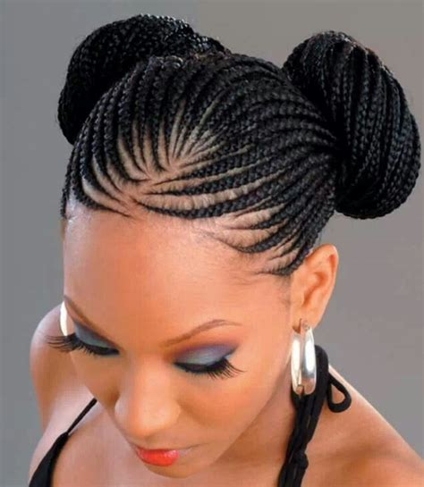 feeder braids hairstyles 16 feed in cornrow and cornrow braid styles we are loving