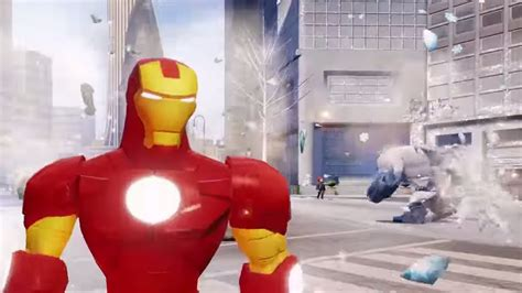 iron man disney infinity youtube