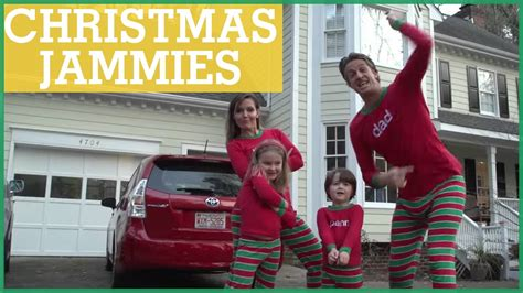 christmas jammies rockets holderness family to viral christmas pajamas song breeze clothing