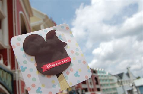 cool off with a sweet new disney gift card design disney parks blog - Activate Disney Gift Card