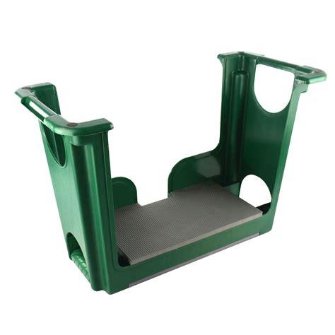 Gardening Chair Stool by Portable Plastic Garden Kneeler Foam Chair Padded Storage