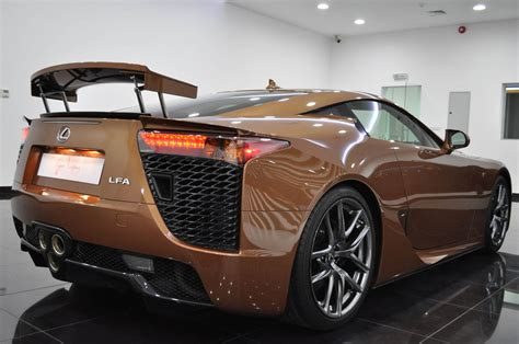 lexus lfa lexus lfa can be yours now just for 645k drivers magazine
