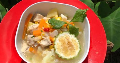 resep dada ayam diet enak  sederhana cookpad