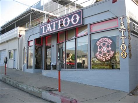 tattoo shops in santa cruz staircase piercing santa ca