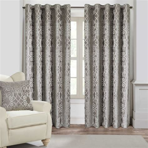 Livingroom Valances athena silver eyelet curtains harry corry limited
