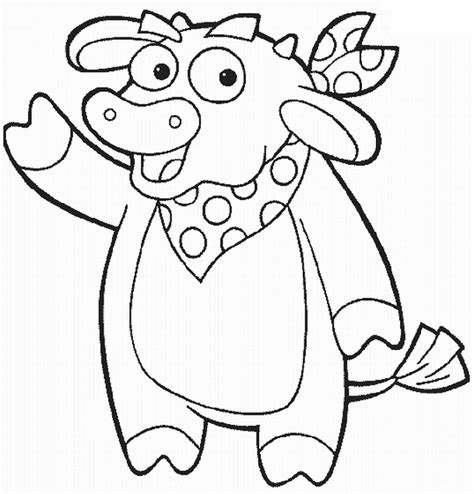 dora and buji coloring page dora buji coloring pages
