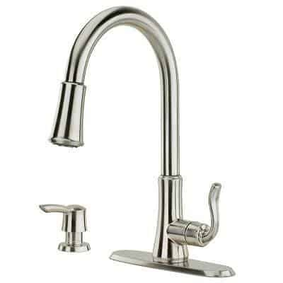review kitchen faucets review pfister cagney kitchen faucet finest faucets