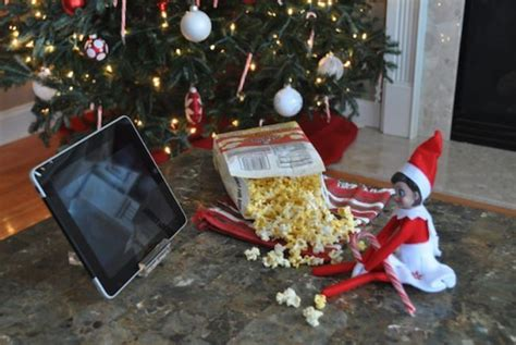 elf on the shelf movie night printable 19 elf on the shelf ideas tip junkie