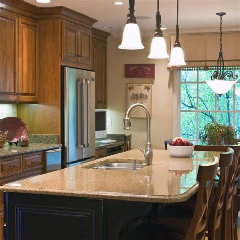 neutral granite countertops hgtv neutral traditional kitchen with granite countertops and