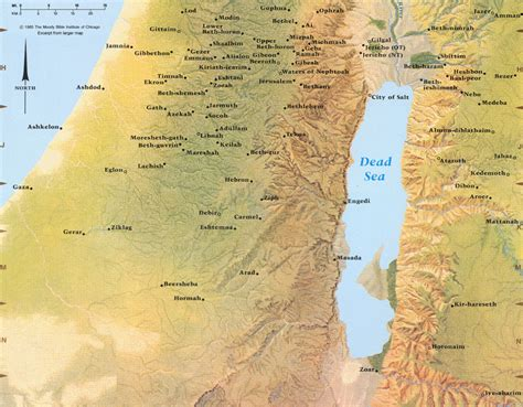 dead sea map 301 moved permanently
