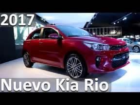 Carro Kia Nuevo Kia 2017 Caracter 237 Sticas Nuevos Carros Kia